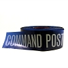 Triage Tape - Command Post, Blue