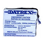 Datrex 2400 Calorie Emergency Food Ration Bar Five Year Shelf-Life