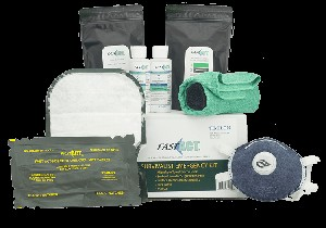 FAST-ACT® Chemical Decontamination Ready Survivalist Kit
