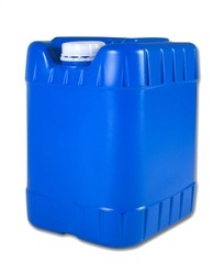 5 Gallon Water Container w/ Tamper Cap