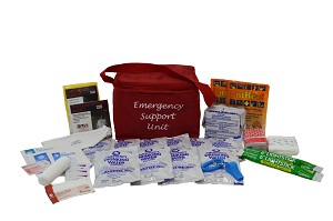 Basic Emergency Support Unit / Earthquake Survival Kit