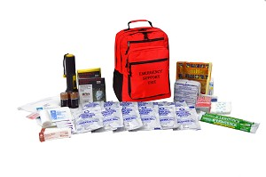 Two Person Economy Survival/Earthquake Kit for All Types of Disasters