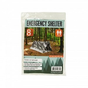 2 Person Emergency Shelter Mylar Tent